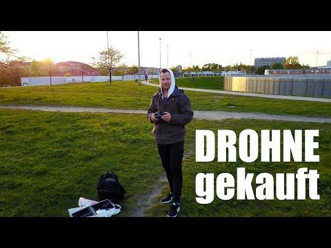 PARKOUR Lifestyle VLOG #48 – NEUE DROHNE & Gym Training