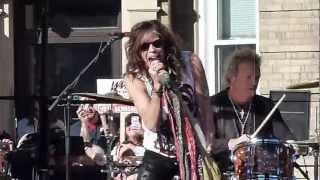 Walkin the Dog.......Aerosmith...11/5/2012