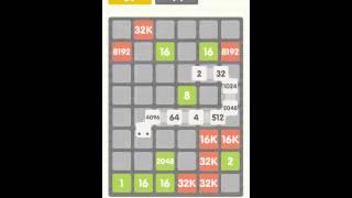 2048 Snake Gameplay (139 Score)