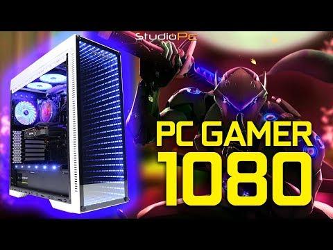 PC GAMER 1080 - RODE TUDO NO ULTRA!