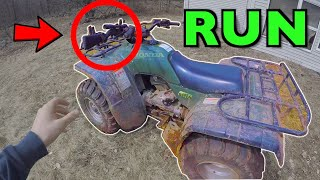 Stealing Someone's Quad