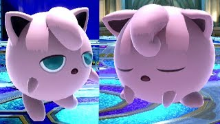 What Percent Does Jigglypuff Rest KO At? (Smash Bros Ultimate)