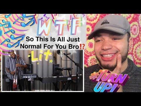 """KEVIN OLUSOLA (What Can't He Do Fam?!😱) """"Harry Styles Sign Of Times"""" REACTION !!"""