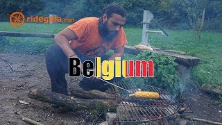 Ep 62 - Belgium - Around Europe on a Motorcycle