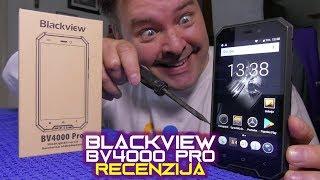 Blackview BV4000 Pro recenzija - ekstremno jeftin robusni IP68 smartfon (25.07.2018)