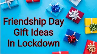5 Amazing DIY Friendship Day Gift Ideas In Quarantine | Friendship Day Gift|Friendship Day Gift 2020