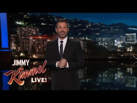 Jimmy Kimmel on 2018 Oscar Nominations