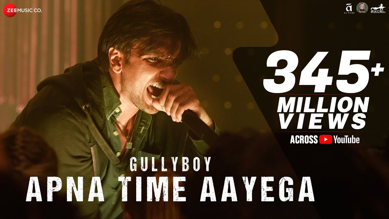 Apna Time Aayega Lyrics in Hindi