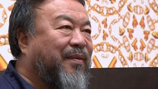 "Ai Weiwei: ""I'm not brave – I'm trying to be funny"""