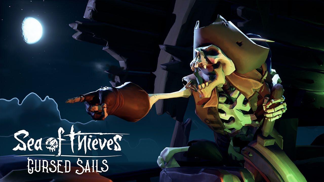 Un primo sguardo a Cursed Sails, il secondo DLC in arrivo il 31 Luglio