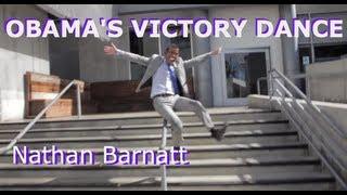 Obama's Victory Dance