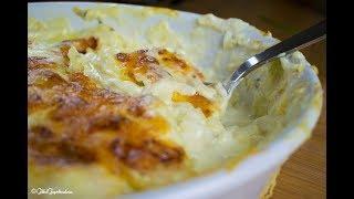 How to Make Easy Dauphinoise Potatoes (Potato Gratin-Scalloped Potatoes) 감자그라탕 Recipe
