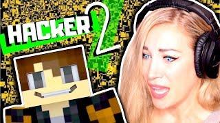 Reaction: HACKER IS A NINJA BULLY ★  Minecraft Song HACKER 2   Minecraft Song