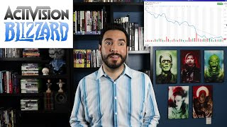 The Downfall of Activision Blizzard: Stock Falls 40%, Staff Leaving - What Happened?
