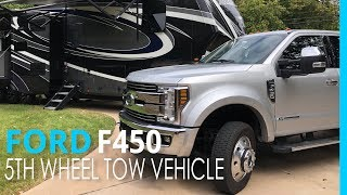 FORD F450 REVIEW: PROS, CONS, UPGRADES & MODS (RV TOWING)