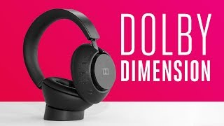 Dolby Dimension Review: $600 headphones for your living room