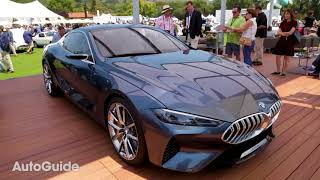2019 BMW 8 Series Concept First Look - 2017 Monterey Car Week Coverage | Kholo.pk