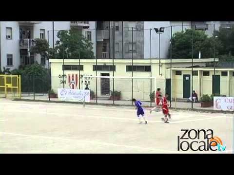 Preview video SEMIFINALE D'ANDATA GIOVANISSIMI REGIONALI 1998-1999: BACIGALUPO-POGGIO DEGLI ULIVI 0-1