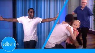 Sean 'Diddy' Combs Shocks Inspiring Kids' Group