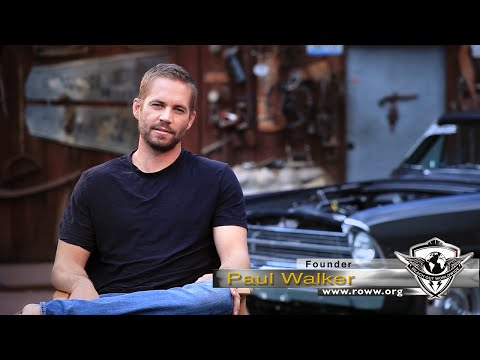 Paul Walker's Reach Out WorldWide - Response to Typhoon Haiyan, Philippines 2013