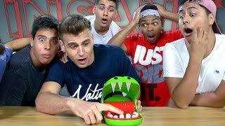 Insane Crocodile Dentist Challenge