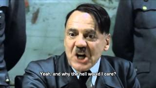 Hitler plans to buy the Nokia X.