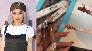 Kylie Jenner Responds To MAJOR Lip Gloss Kit Defect After Backlash