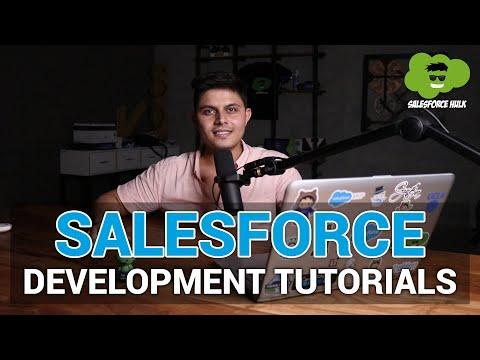 Salesforce Development Tutorials   Salesforce Platform Developer 1 Certification Course