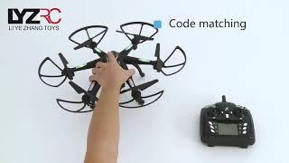 L100 Drone GPS 4K HD ESC Wide Angle Camera 5G WIFI FPV Selfie Drones Professional 400m Long Distance