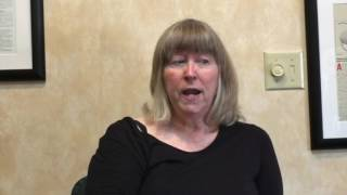 Karen Testimonial - What made you decide to have cataract surgery?