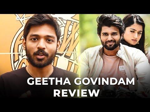 Geetha Govindam Review by Maathevan | Vijay Deverakonda | Rashmika Mandanna | GM 04