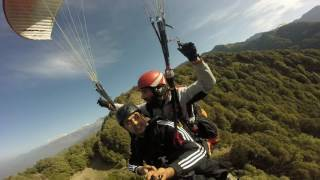 Paragliding Adventure in Bir Billing.