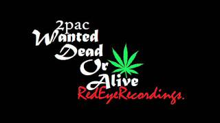 2pac - Wanted Dead or Alive (RedEyeRemix)