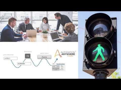"""Robotic Process Automation – tworzenie """"cyfrowych pracowników"""""""