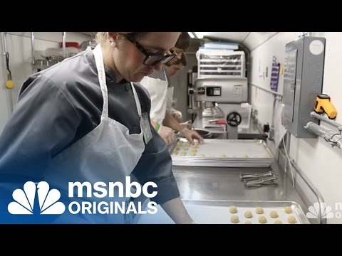 This Is How Pot Edibles Are Made | Originals | msnbc
