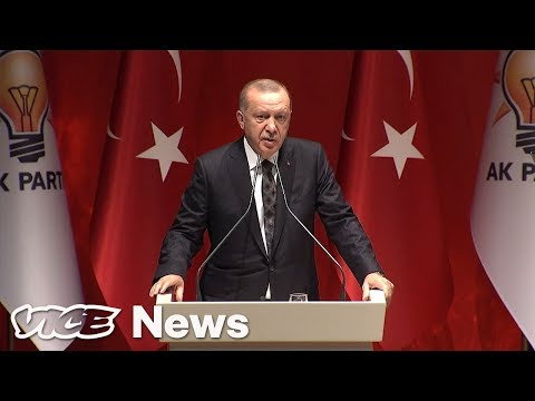 Turkey's Erdogan Does Not Want The EU Calling His Syria Offensive An Invasion