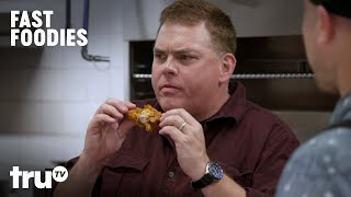 Fast Foodies - Kevin Heffernan and Steve Lemme Taste Test Chefs Remake of KFC Fried Chicken | truTV