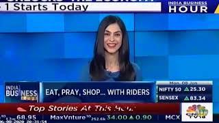 CNBC TV18   India Business Hour   08 JUN 2020