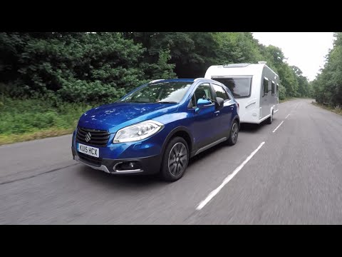 The Practical Caravan Suzuki SX4 S-Cross review