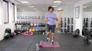 15 Minute Low Impact Fat Burner | The Body Coach by The Body Coach TV