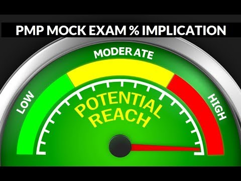 PMP Mock Exam % Implication (Praizion Students Only) - YouTube
