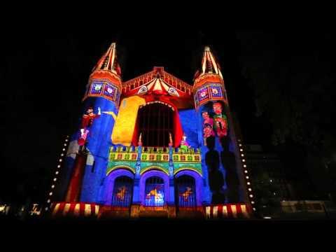 Fringe Illuminations - Lights Display