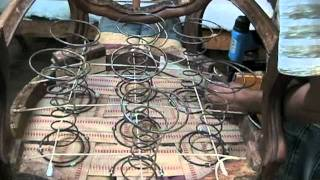 Upholstery How To Tie Springs.m4v