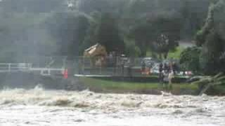 preview picture of video 'Kerikeri River Flooding'