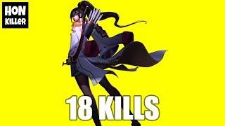 HoN Killer | Forsaken Archer - `KAVABANGA | Legendary Rank | NM