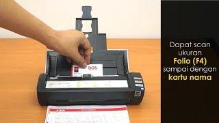 Scanner ADF Plustek AD470 - Folio - Duplex - 18 Ppm