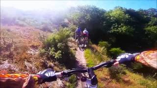 preview picture of video 'Go Pro: Fab Bdn VTT Bruz'