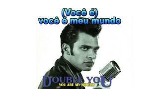 Double You - You Are My World (Sunshine Mix - Tradução)