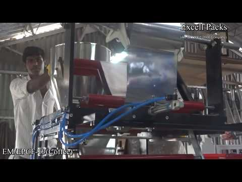 Automatic Auger Filler