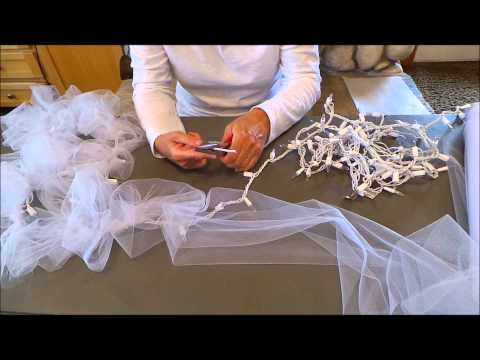 mp4 Wedding Decoration Using Tulle, download Wedding Decoration Using Tulle video klip Wedding Decoration Using Tulle